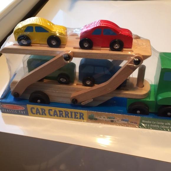 Melissa Doug Car Carrier